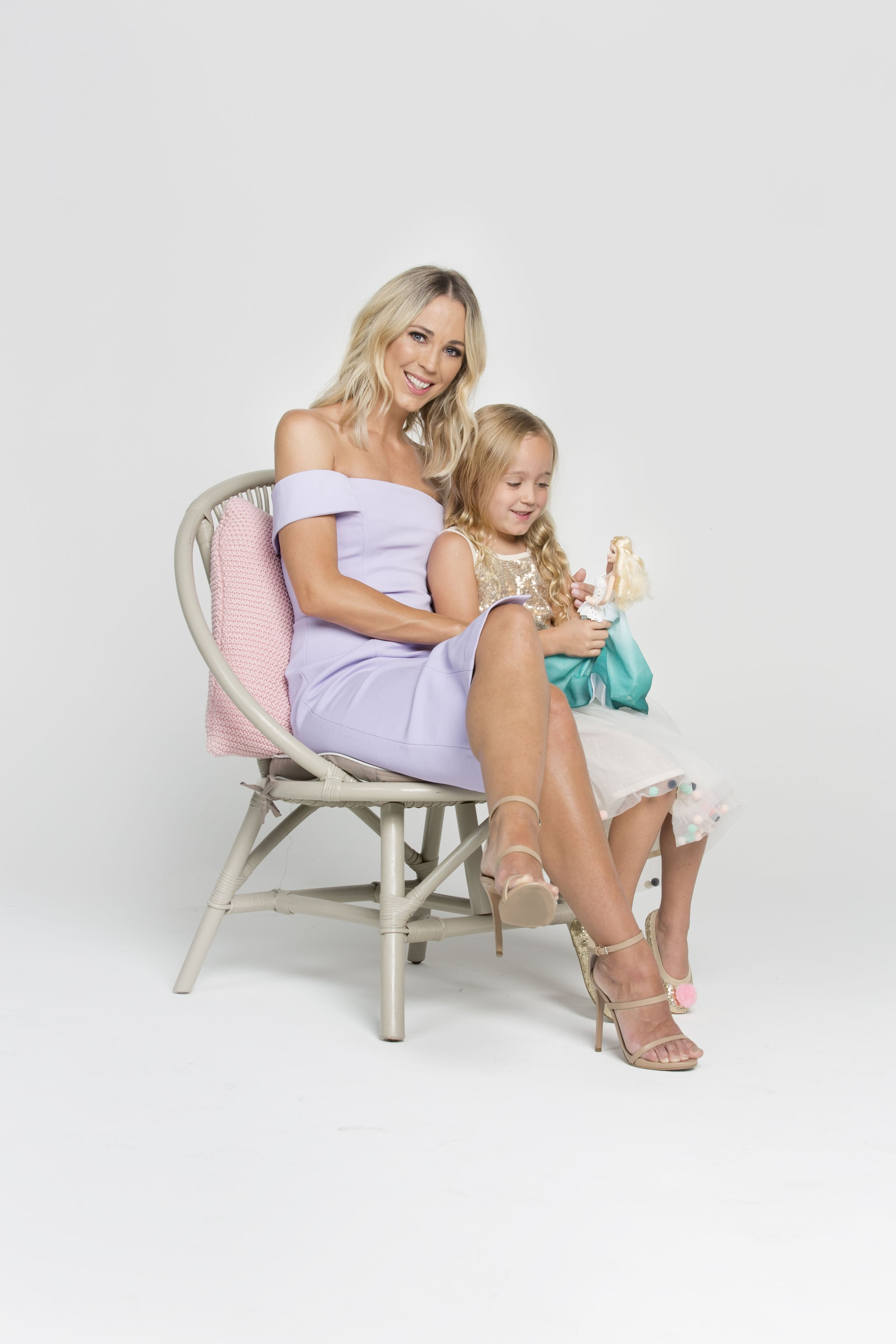 POPSUGAR Australia: How does one become the face of Barbie ...