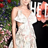 Devon Windsor at the 2019 Diamond Ball