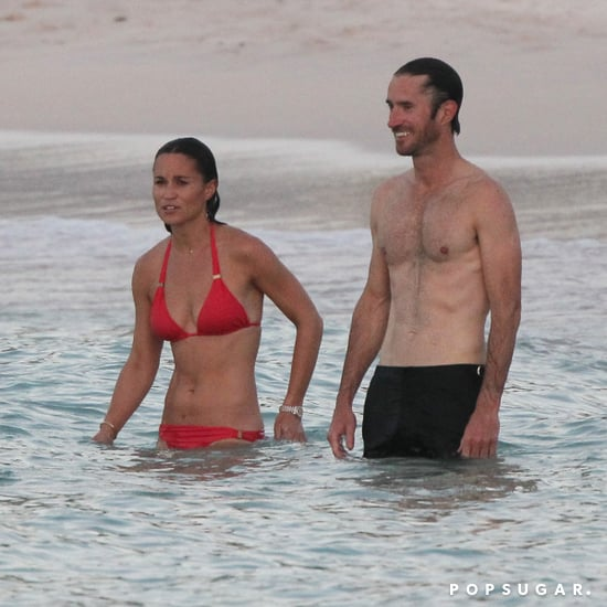 Pippa Middleton and James Matthews Pictures