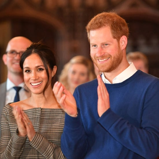 Prince Harry and Meghan Markle Royal Wedding Charities