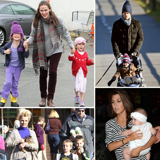 Celebrity Family Pictures Week of Dec. 17, 2012