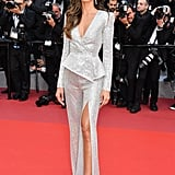 Izabel Goulart at the 2019 Cannes Film Festival