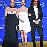 Chloë Sevigny, Selena Gomez, and Luka Sabbat