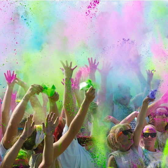 Win a Trip to the Colour Run in Miami Thanks to U by Kotex