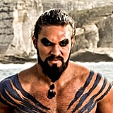 When Khal Drogo Makes Looking Angry Look So, So Hot
