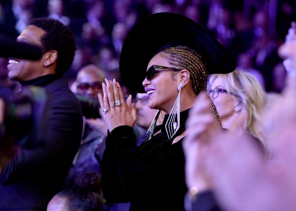 2018 Grammys: Beyonce's Hair And Makeup At Grammys 2018