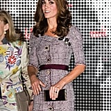 Kate Middleton at V&A Photography Opening October 2018