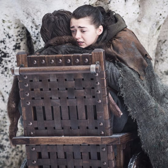 Arya Killing Sansa on Game of Thrones Theory