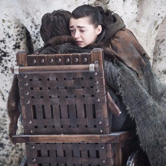 Arya Killing Sansa on Game of Thrones Theory