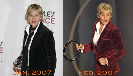 How Did Ellen Look?