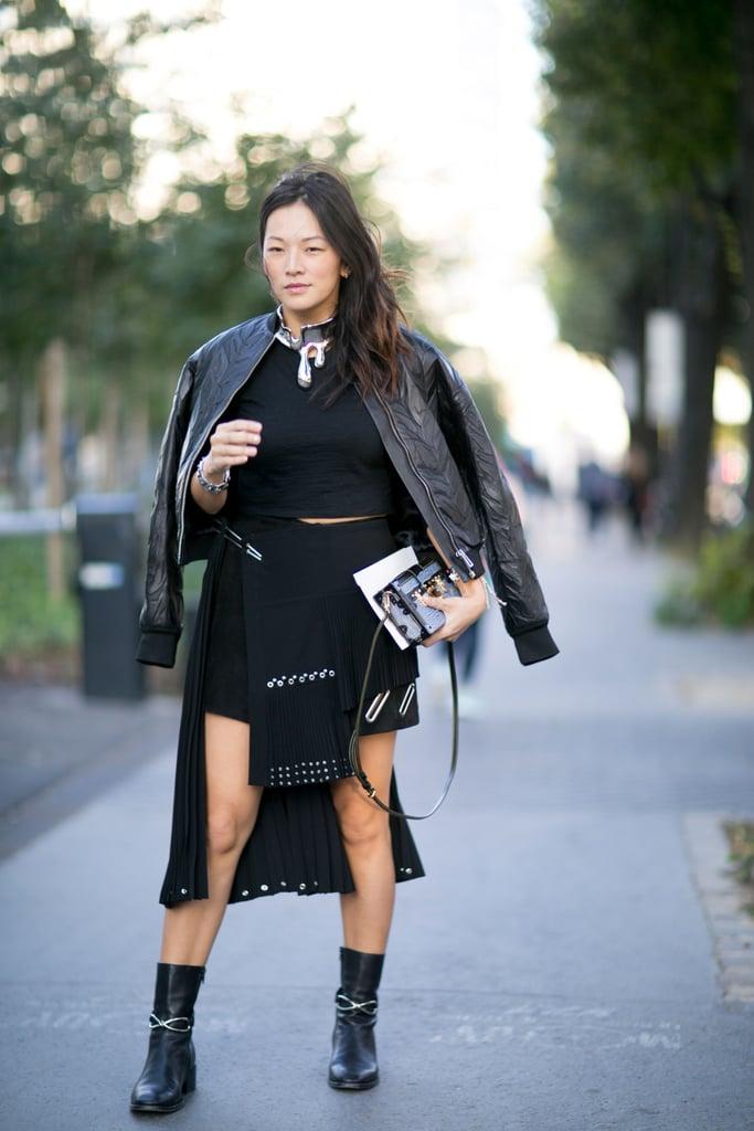 Paris Fashion Week, Day 1