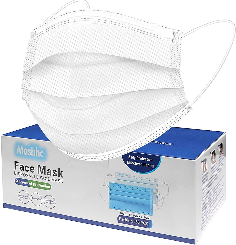 Disposable Face Mask Dust Particle 3-Layer Design Mask