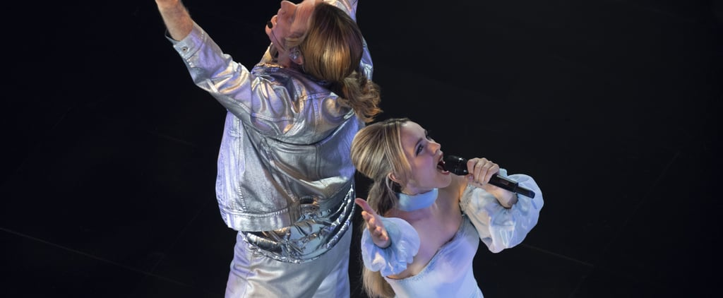 Is Rachel McAdams Singing in Eurovision Song Contest?