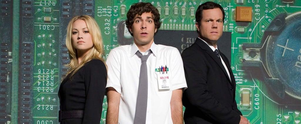 Chuck TV Show GIFs