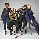 "Denise Stars in ""The New Skinny"" Lane Bryant Campaign"
