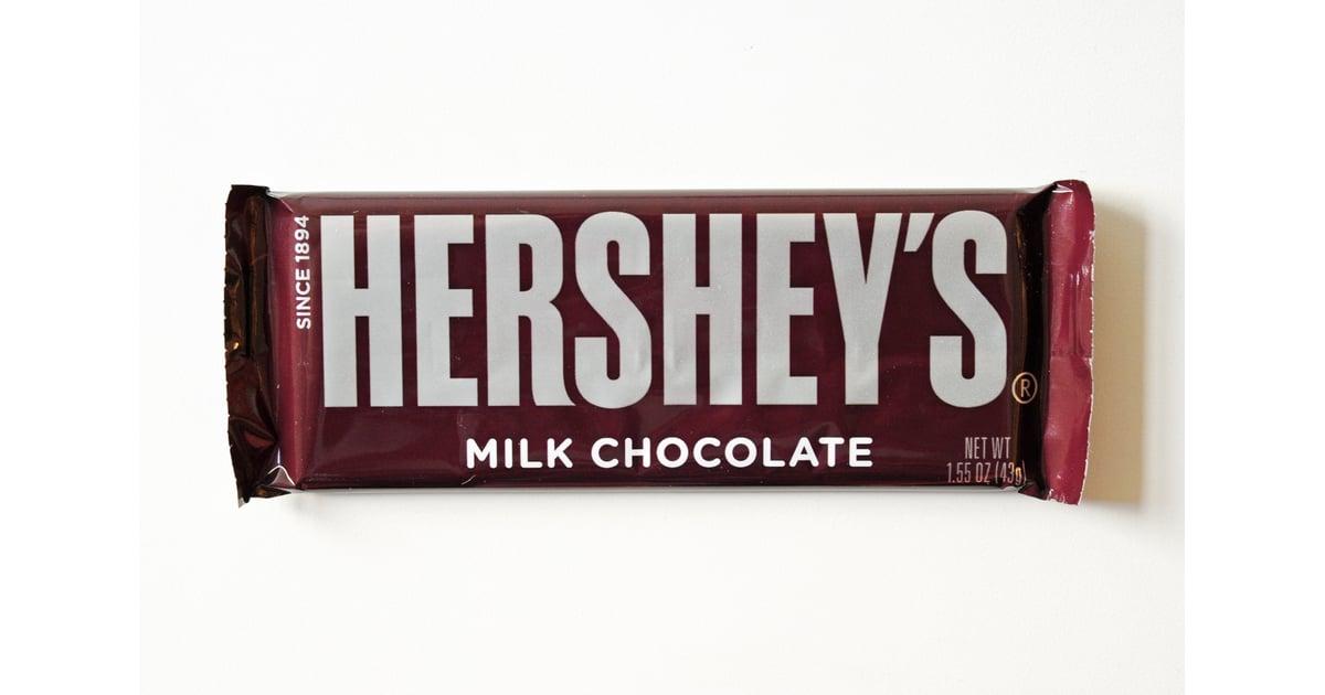 Hershey's Milk Chocolate Bar | 6 Iconic Halloween Candies ...