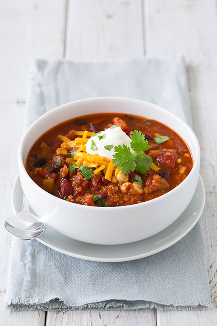 Quinoa Chili | 40+ Good-Looking Lunches to Bring to Work ...
