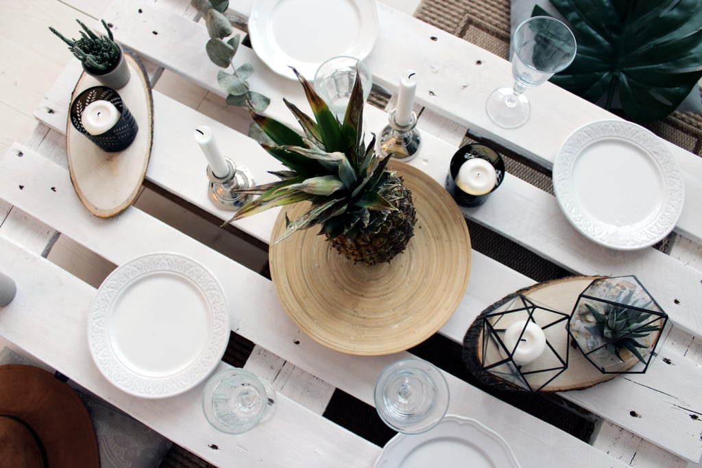 How to Throw an Easy Outdoor Dinner Party