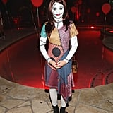 Joey King as Sally From The Nightmare Before Christmas