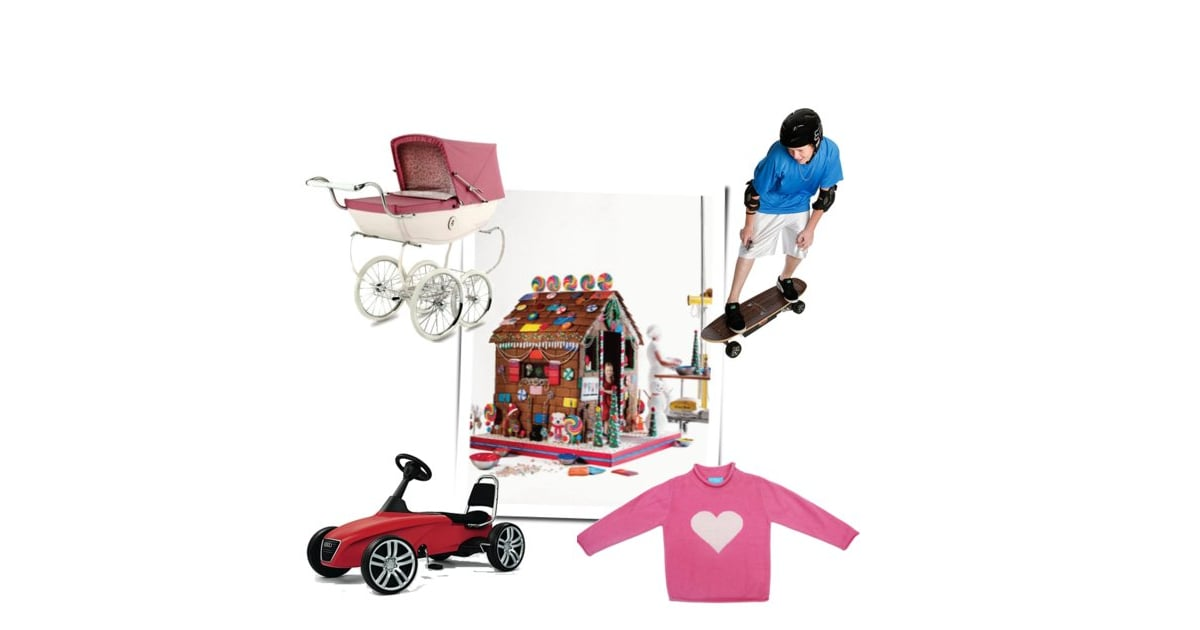 Luxury holiday gifts for kids popsugar moms for Luxury gifts for mom