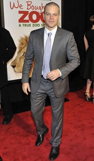 64. Matt Damon
