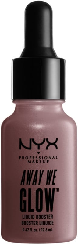NYX Professional Makeup Away We Glow Liquid Booster in Glazed Donuts