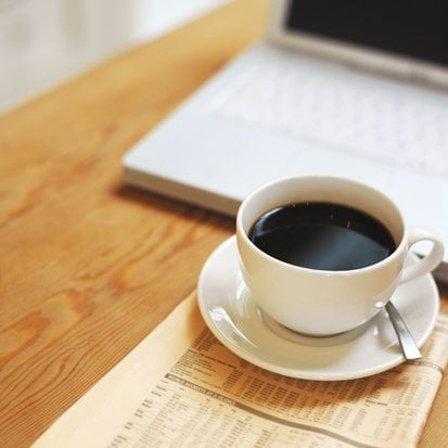 Wake Up Organized with Morning Coffee