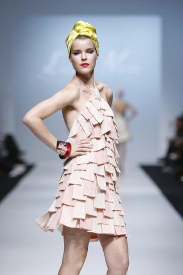 L'Oreal Toronto Fashion Week: Lucian Matis Spring 2009