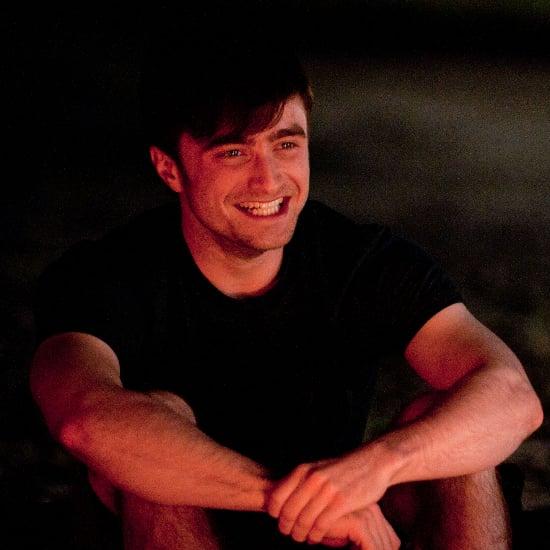 Daniel Radcliffe Interview August 2014   Video