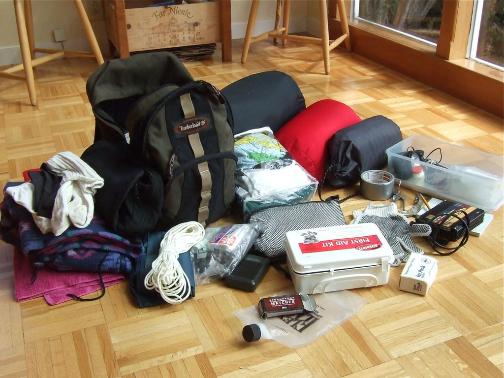 Build an Emergency Kit