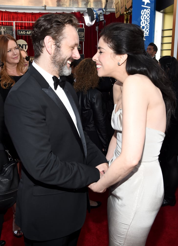 Sarah Silverman and Michael Sheen Cute Pictures | POPSUGAR ...