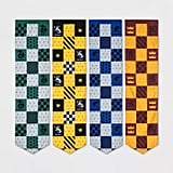 Harry Potter Four-Piece Hogwarts House Pennants