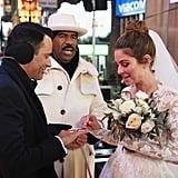 Maria Menounos Married