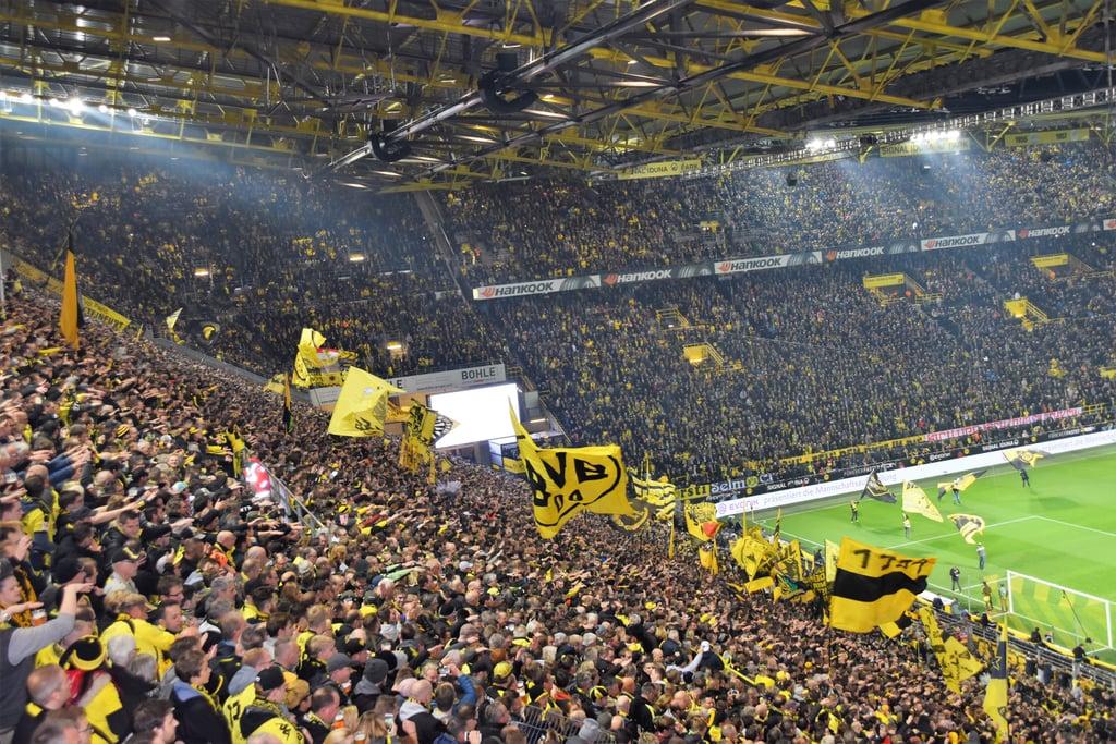 10. Dortmund, Germany