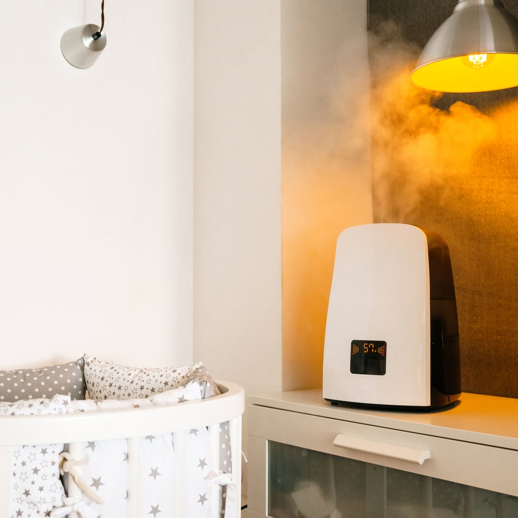 Day 8: Use a Humidifier