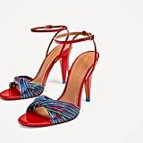 Zara Multi-Strap Sandals ($50)