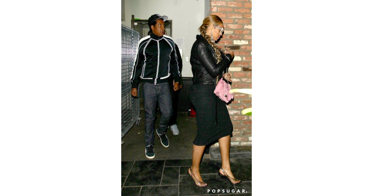 45754c9464b Beyonce Clear Tom Ford Heels | POPSUGAR Fashion Photo 2