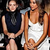 Willow Shields and Shay Mitchell