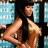 Nicki Minaj Dress at VMAs 2015