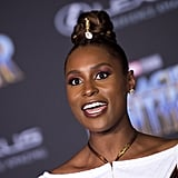 Issa Rae Is Royal Wakanda Realness With a Dash of Cleopatra at Black Panther Premiere