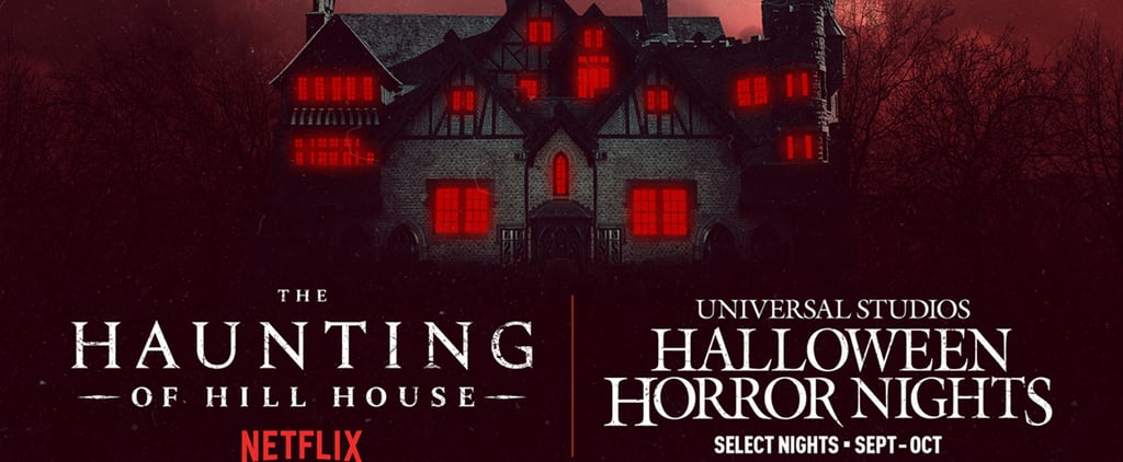 Halloween Horror Nights: Haunting of Hill House Attraction