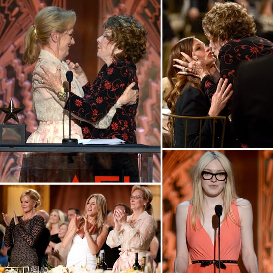 Shirley MacLaine AFI Tribute Pictures