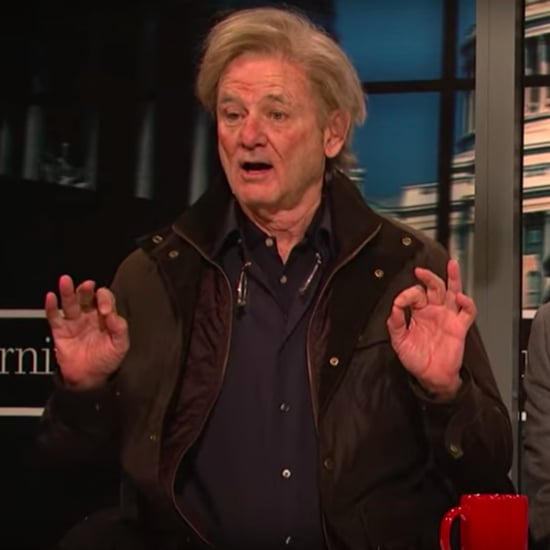 Bill Murray as Steve Bannon on Saturday Night Live Video