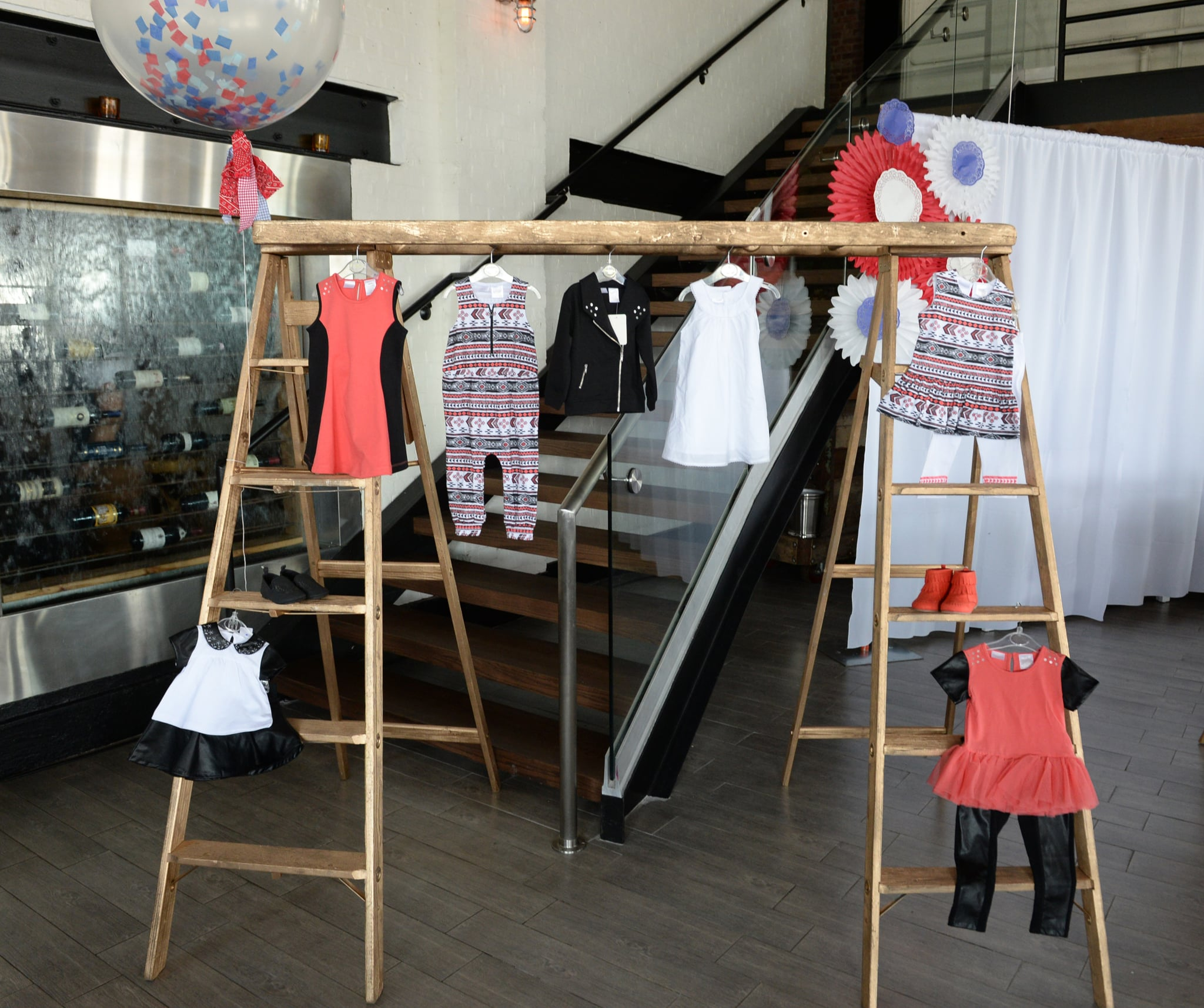 The Guests All Received Kardashian Kids Gear