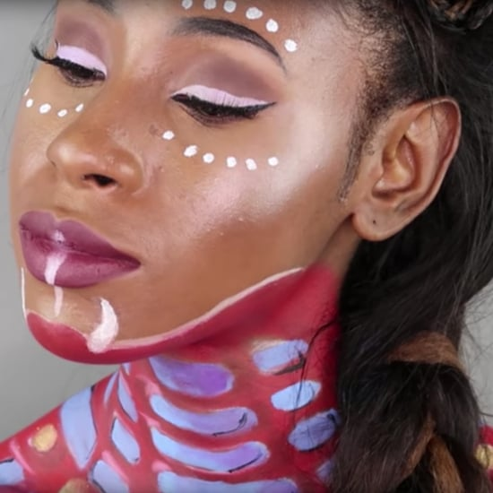 Best Halloween Makeup Tutorials 2018