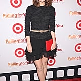 Rose Byrne stepped out for a Target party in NYC.