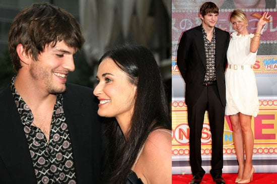 Photos of Ashton Kutcher, Cameron Diaz, and Demi Moore at the Premiere of What Happens in Vegas in Tokyo