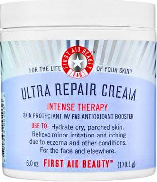 Giveaway For First Aid Beauty Ultra Repair Cream