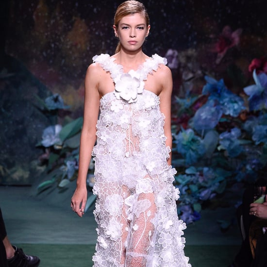 Fendi 3D Flower Dresses