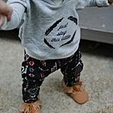 Baby Graphic Sweatshirt